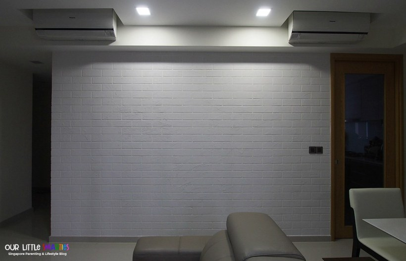 Nippon Momento Travertino Brick Wall
