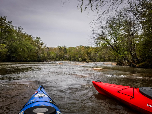 Saluda River at Pelzer-86