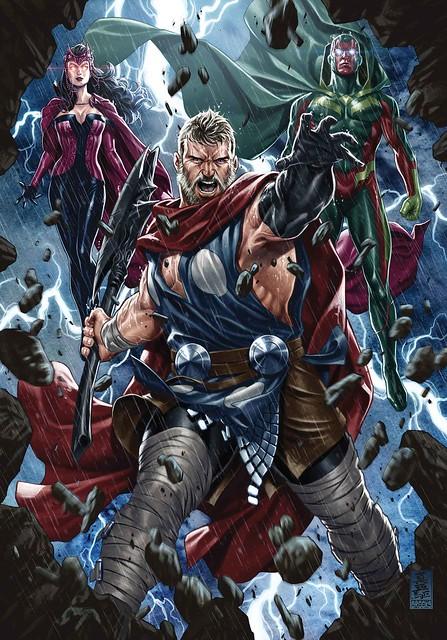 33264052214_27a14ba114_z Marvel Comics July 2017 Solicitations