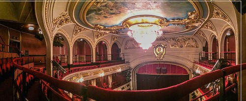 Beautiful Belgrade Theater