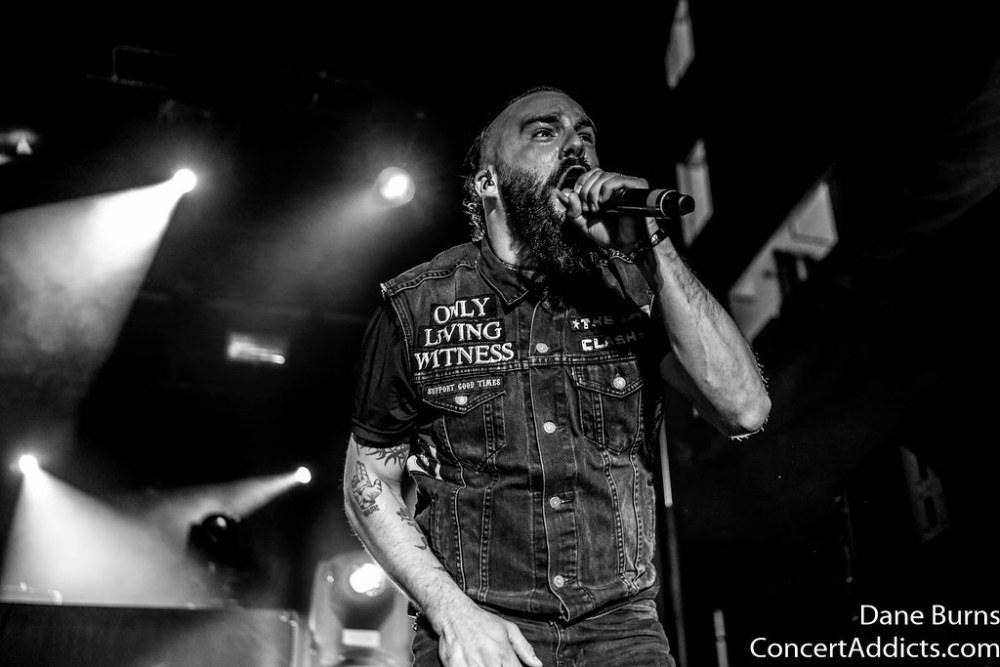 Dane Burns - Killswitch Engage @ Las Rageous @ Las Vegas - April 21st 2017