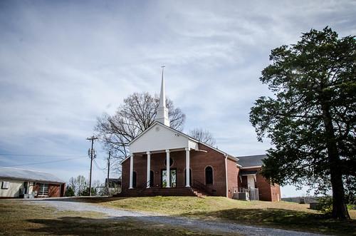 St. John Baptist Church and Cemetery-001