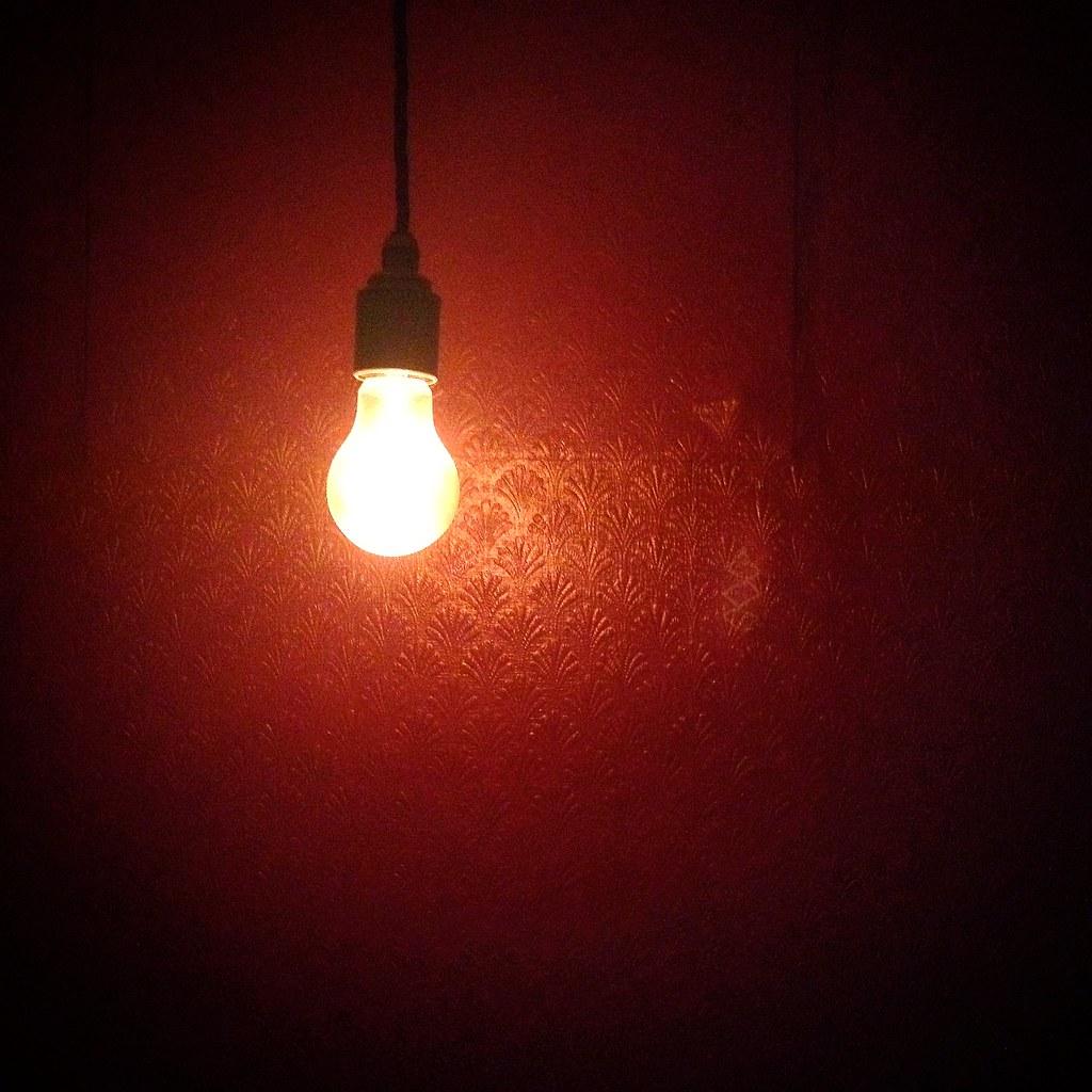 Map Light Bulb