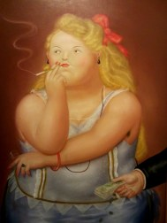 Resultado de imagem para rosita 1973 botero