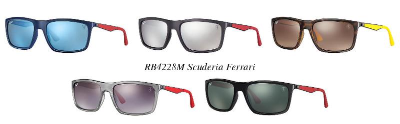 6c60ac648f3 Ray Ban Scuderia Ferrari Collection