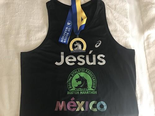 Tiempos clasificación Maratón de Boston
