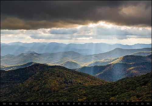 North Carolina Blue Ridge Parkway Autumn Nc Scenic Landsca Flickr