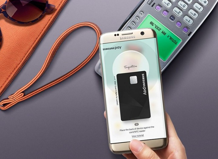 Samsung Pay Dilancarkan Di Malaysia
