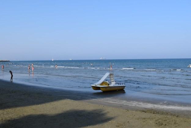 Larnaka Beach Front