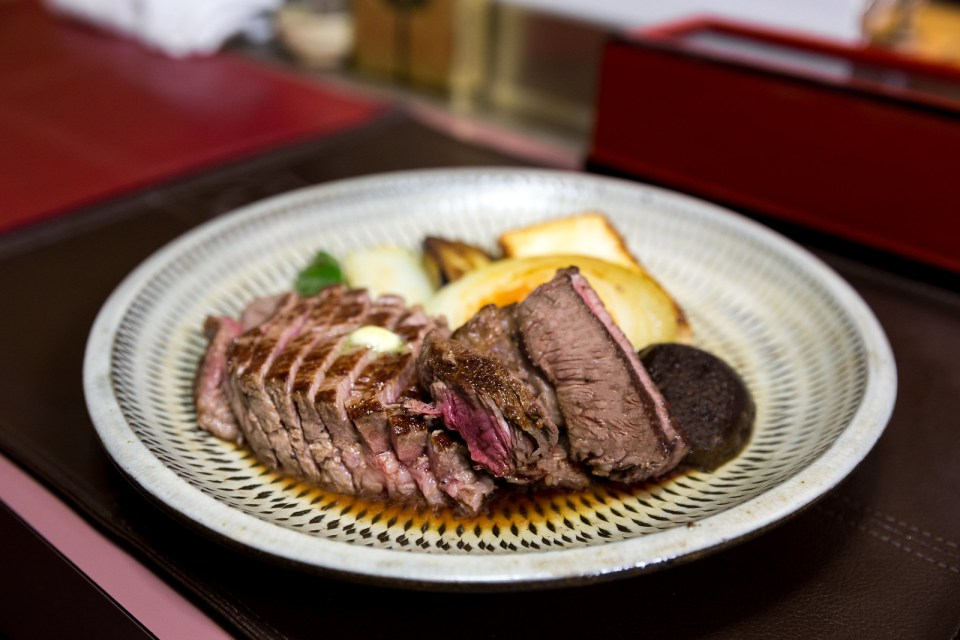 Beef Steak Semmon Hiyoko, Kanazawa, Japan