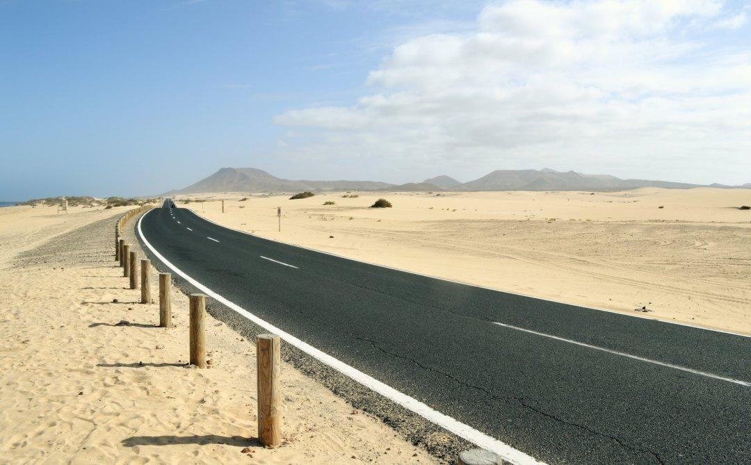 Parco delle Dune di Corralejo (Fuerteventura)