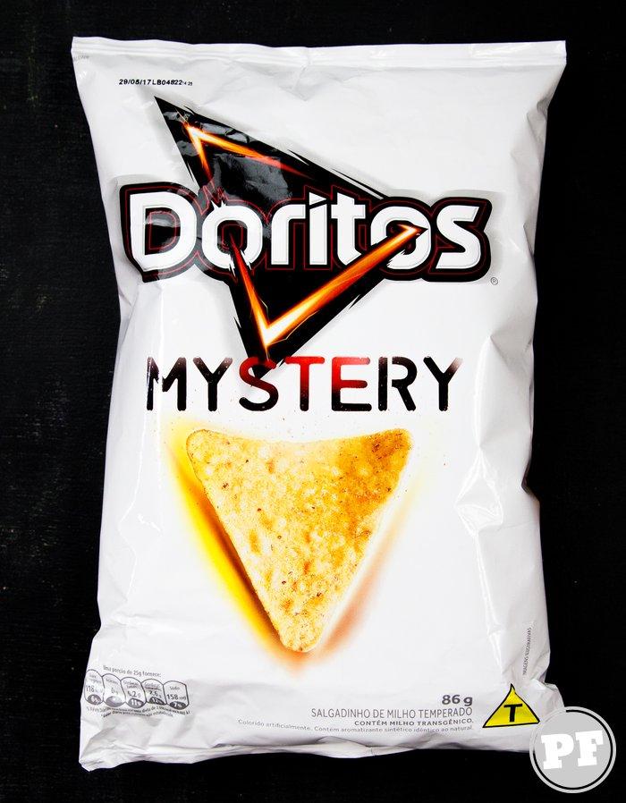 Doritos Mystery White (Doritos Mistério) por PratoFundo.com