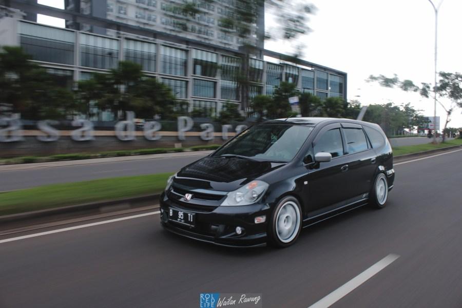 Dhuran Honda Stream JDM-2