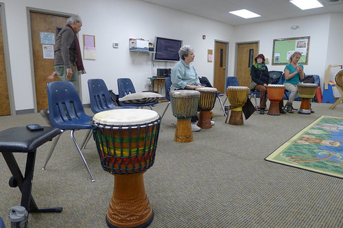 African Drumming-3