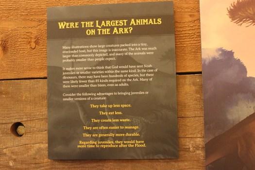 Ark Encounter, Williamstown KY