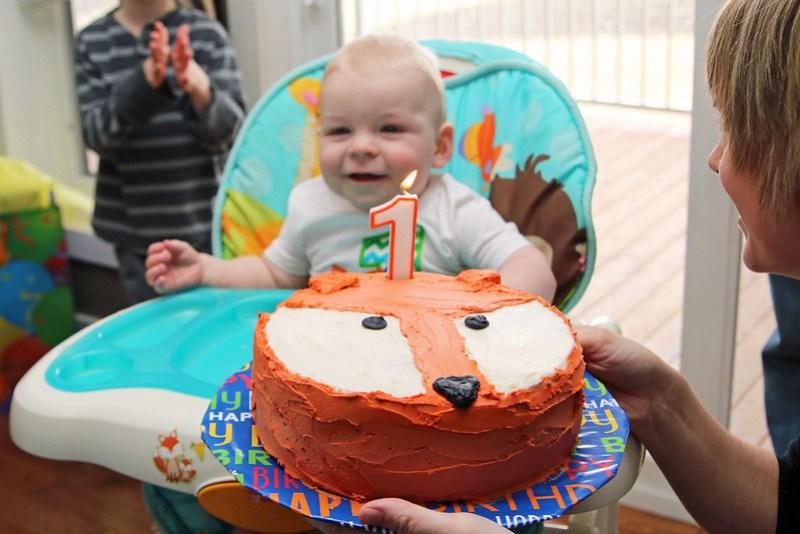 Jonathan's 1st Birthday Party