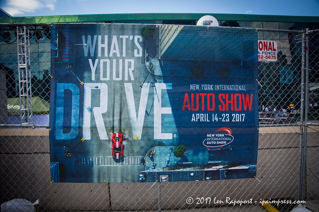 NY Auto Show 2017-Day 3