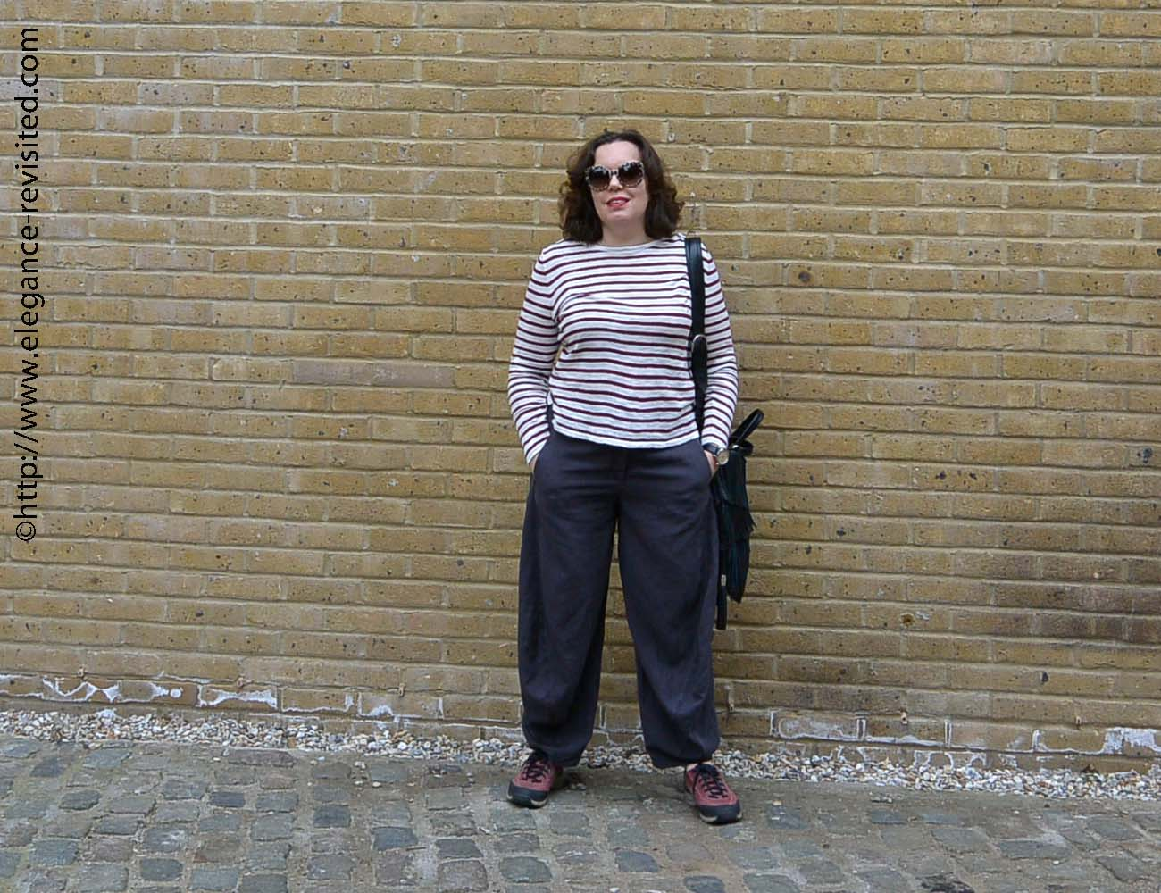 utility trousers over 40