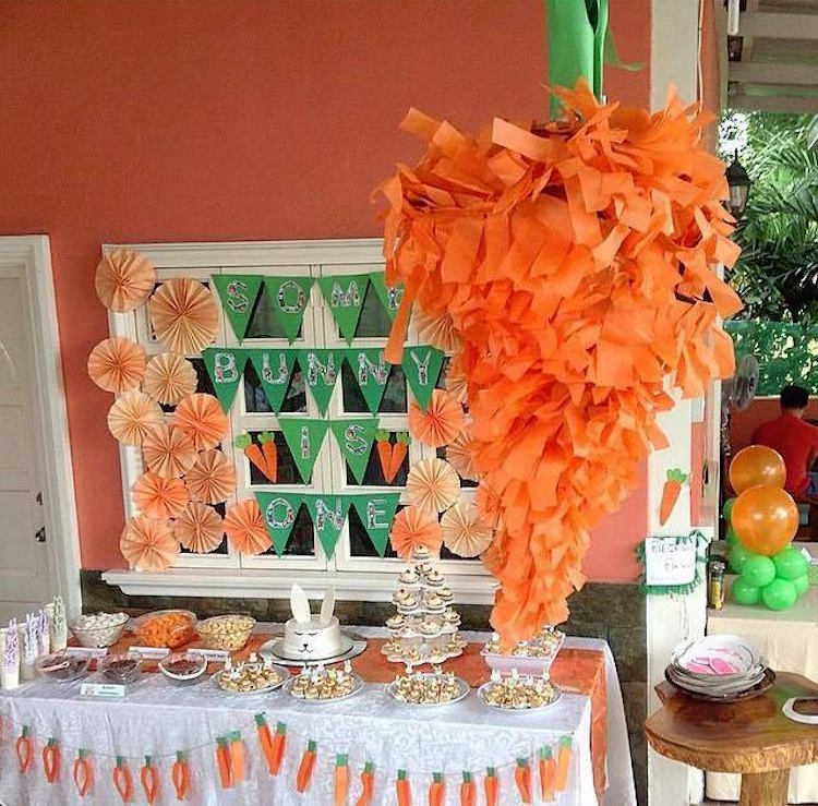 Homemade Parties DIY Party_Easter Bunny Theme_Ember12