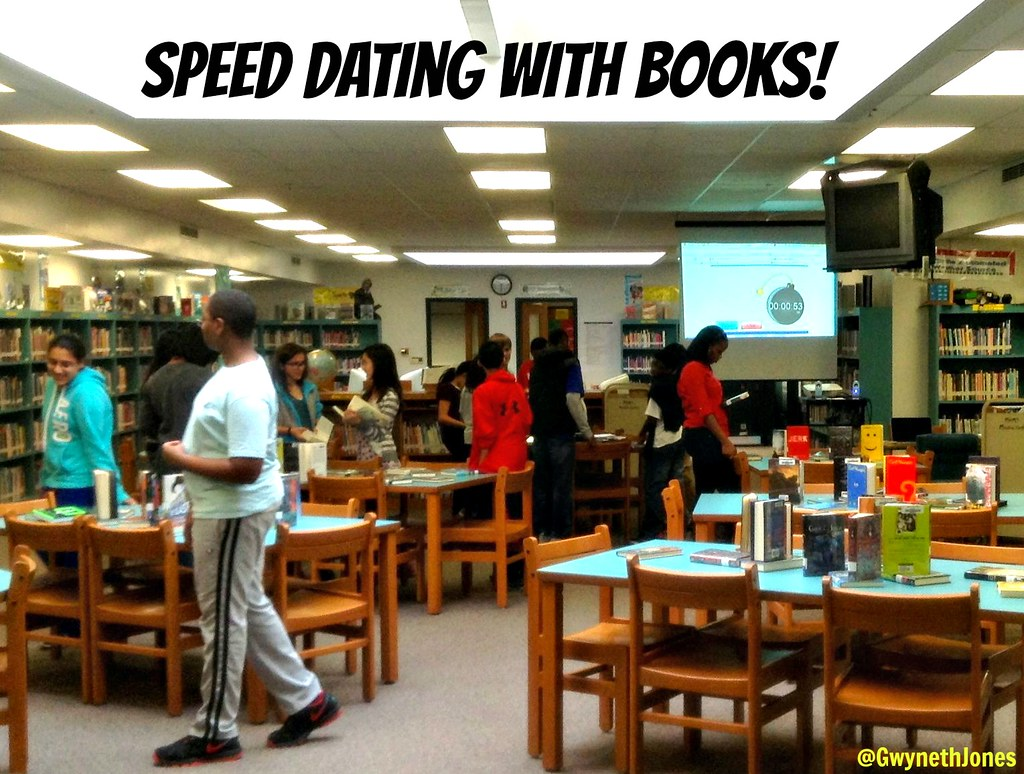 Speed Dating Books Mingle