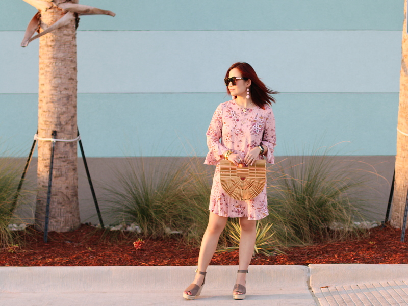 pink-dress-cult-gaia-wooden-ark-bag-wedge-sandals-4