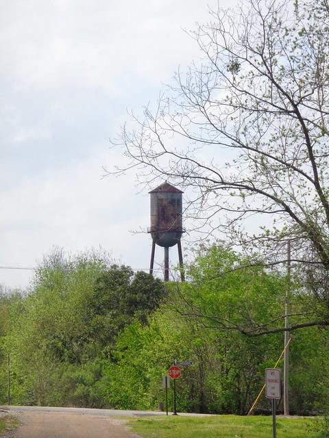Water Tower, Demopolis AL