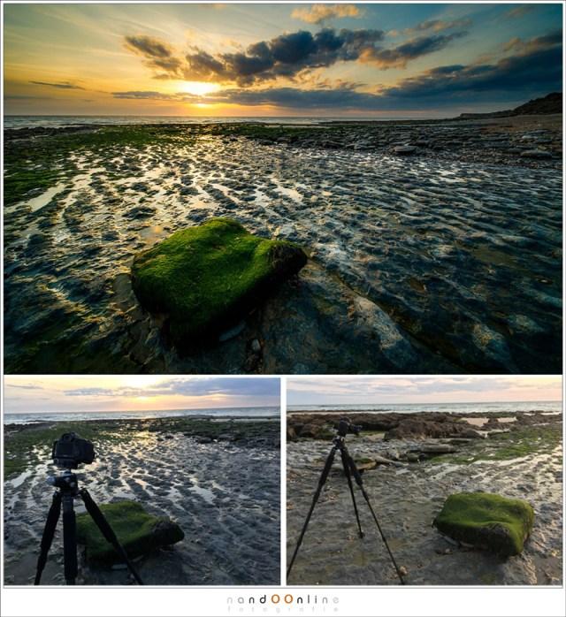 Dichtbij, dichterbij, nog dichterbij. Je blijft je verbazen hoe dichtbij je werkelijk moet komen om iets in de voorgrond prominent in beeld te krijgen. (Laowa 12mm f/2,8 zero-D op Canon EOS 5D mark IV - f/11 - ISO100 - t=1/25sec - enkelvoudige opname)