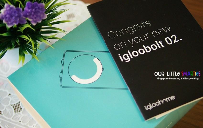 igloohome smart digital lock