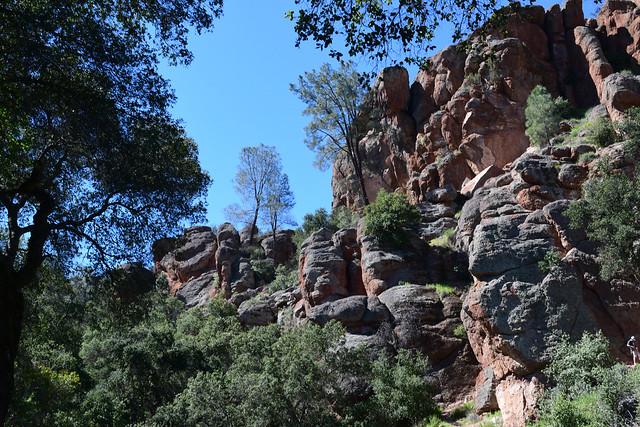Rock Formation near trail head