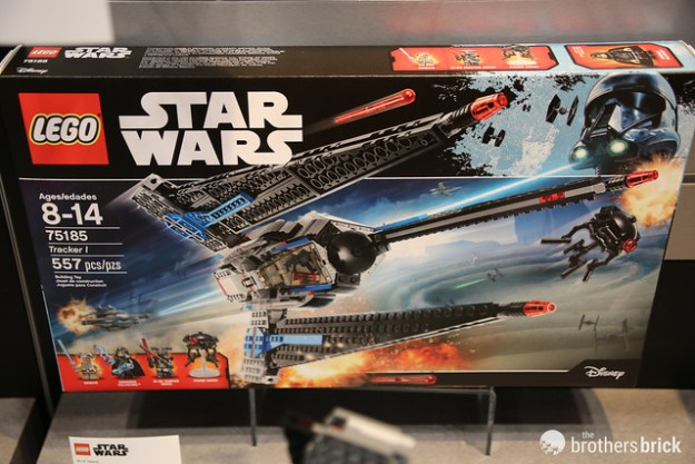 Summer Amp Fall 2017 Lego Star Wars Sets Unveiled At New