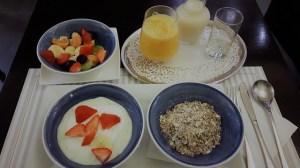 Ontbijten in Oostende Caruso