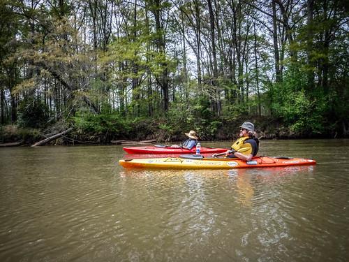 Saluda River at Pelzer-90