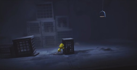 Little Nightmares - Cages