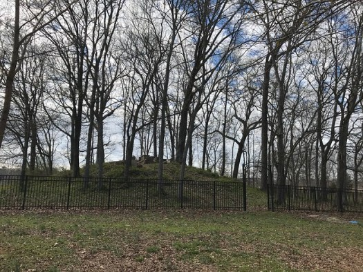 Copena Burial Mound, Oakville Indian Mounds Education Center, Danville AL