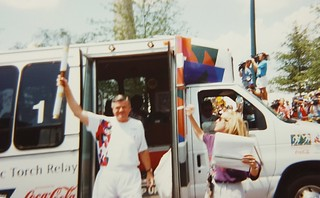 Atlanta 1996, Jeux Olympiques d'été - du 19/07 au 04/08/1996