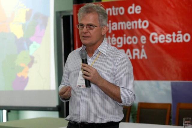 Adepará terá novo diretor a partir do dia 1º de maio, Luciano Guedes, Adepará