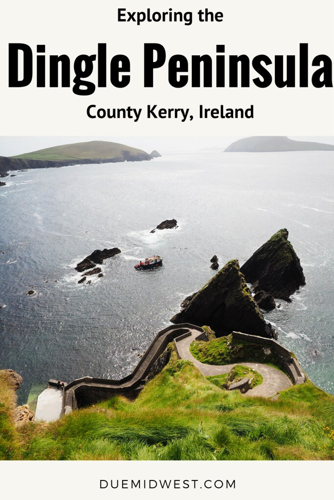 Exploring the Dingle Peninsula - Due Midwest