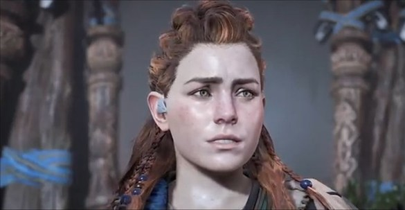 Horizon Zero Dawn - Aloy The Seeker