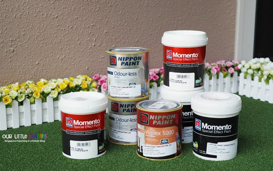 Nippon Momento Special Effects Paint