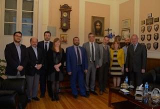 Επίσκεψη κ.κ. Γ. Φλωρεντή και Δ. Πλευράκη (24/3/2017)
