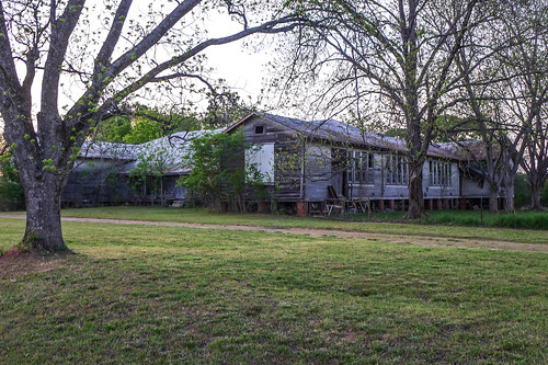 Unknown Rosenwald School in Butts County-003