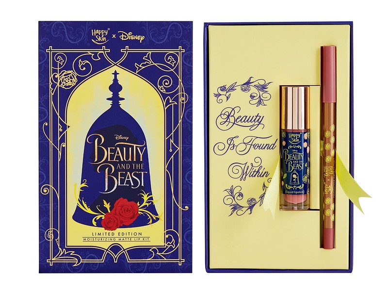 Happy Skin x Beauty & The Beast
