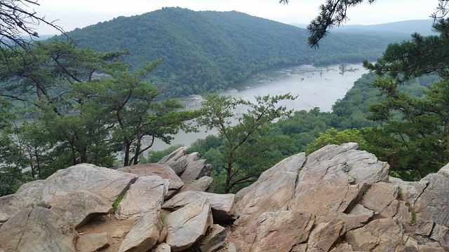 View from Weverton Cliffs