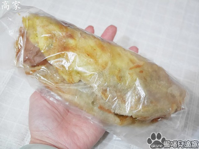 高家北方大陸餅