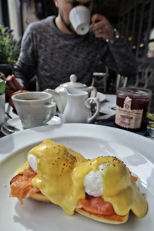 Wanderlust Us Travel Blog - Aubaine Selfridges London Brunch
