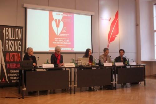 OBRA Pressekonferenz 2017, Fotos: OBRA Pressekonferenz 2017 (c) Petra Paul