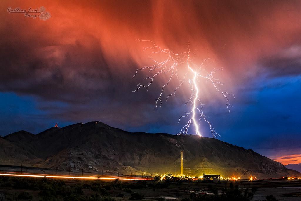 Kennecott copper and Lightning