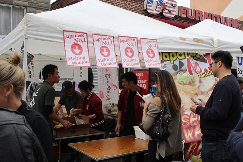 Ramen Contest & Japan Street Fes: Queens