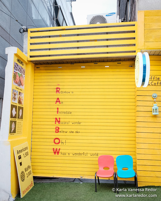 Rainbow means