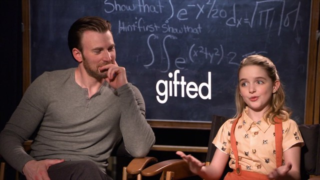 Gifted Grace Mckenna Chris Evans